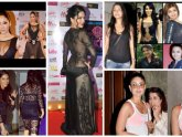 Bollywood Actress Transparent Dresses