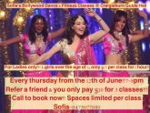 Bollywood Dance classes Melbourne