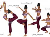 Bollywood Dance poses