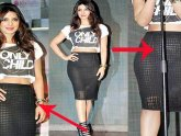 News Bollywood wardrobe malfunction Pics