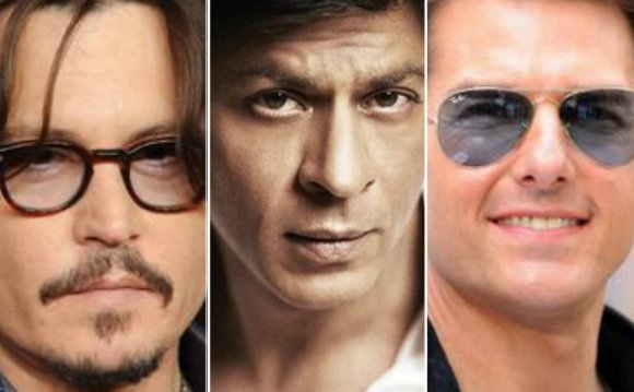 Most Popular Bollywood actors worldwide