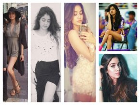 Unseen SMOKING HOT PICS Of Sridevi's Daughter Jhanvi Kapoor