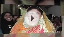 Actress Monica (M. G.Rahima) Simple Muslim Wedding Pics