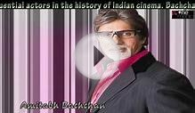 Bollywood Actor Amitabh Bachchan Profile & Biography