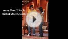 bollywood actors real height short indian actors height