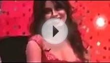 Bollywood Actress Mahima Saree Slips In Tv Program