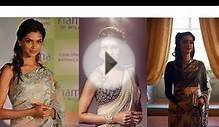 Bollywood Actresses In SEXY Designer Sarees ! View Pics