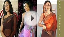 Bollywood Actresses Looking Hot In Sarees 2014