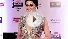 Bollywood Hot Celebrities at Filmfare Awards 2016