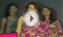 Bollywood News | New Saree Fashion Show