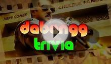 Dabangg - Bollywood Movie Trivia by PixTrivia