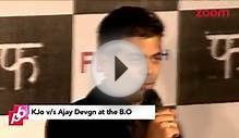 Karan Johar v-s Ajay Devgn at the Box Office - Bollywood News