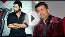 Karan Johar vs Ajay Devgn at the box office | Bollywood News