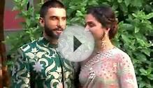 Latest Bollywood News - Ranveer And Deepika On The Sets Of