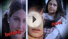 Old hot bollywood actresses look before & now 2015