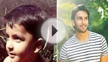 Rare Bollywood Actor Childhood Photo