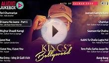 Superhit Salman Khan Songs - King of Bollywood - Audio Jukebox