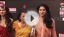 Uncut | Sexy Bollywood Actress @ Life OK Screen Awards 2014