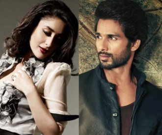 Whoa! Kareena Kapoor thinks her pairing with ex lover Shahid Kapoor is SUPER HOT – watch video!